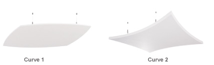 owacoustic curve canopy
