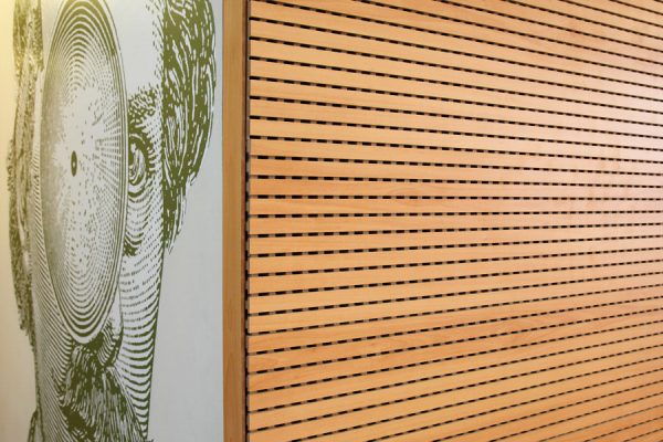 melamine acoustic walls